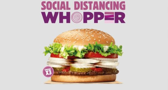 (Image credit: Burger King)